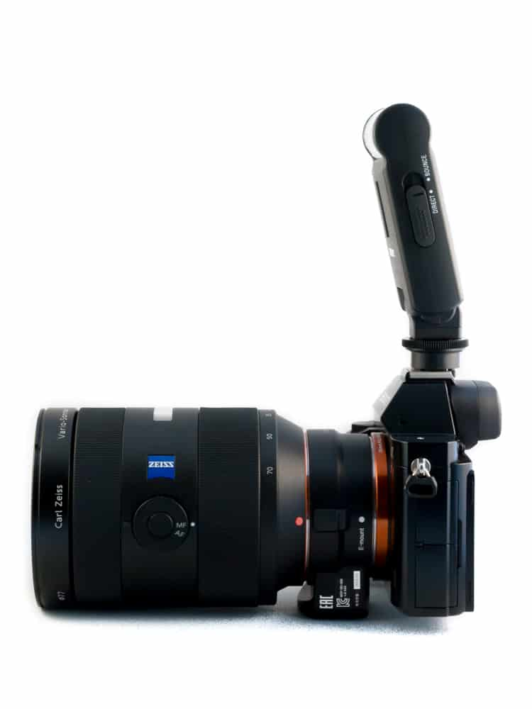 Sony Hvl F20m Flash Review