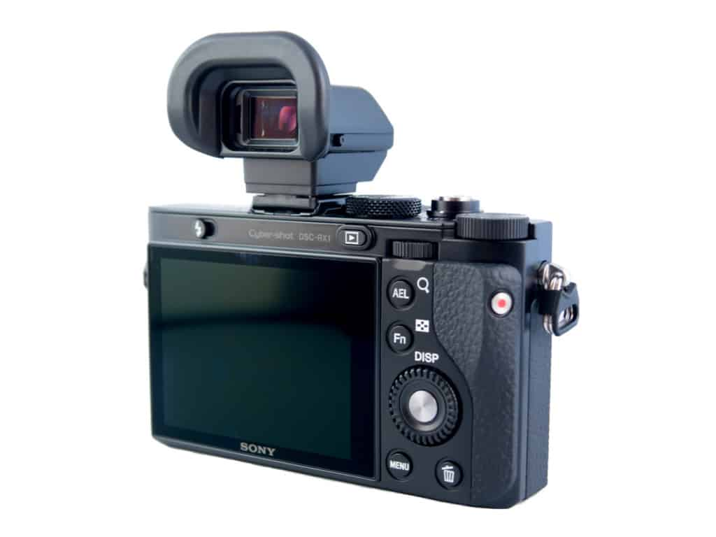 Sony FDAEV1MK electronic viewfinder review