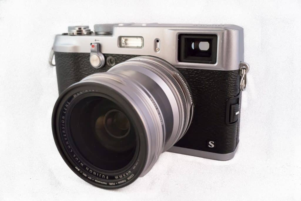 Fujifilm Wcl X100 Review