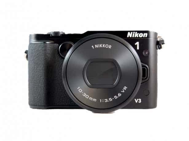 Nikon 1 v3 review: better than Sony or Olympus?