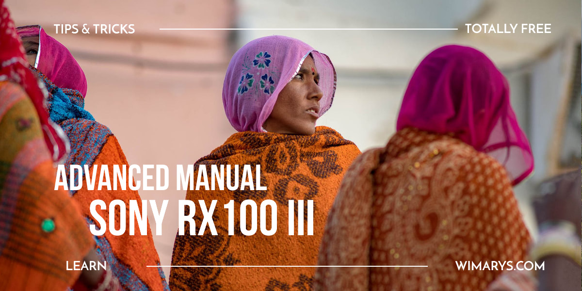 Sony Rx100 Iii manual