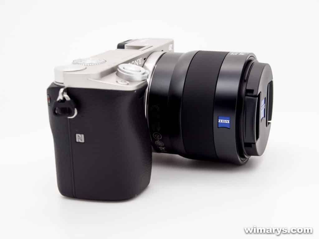 Zeiss Touit: 32mm F/1.8 sharpness and distortion