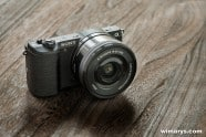 Sony A5100: settings, tips and tricks