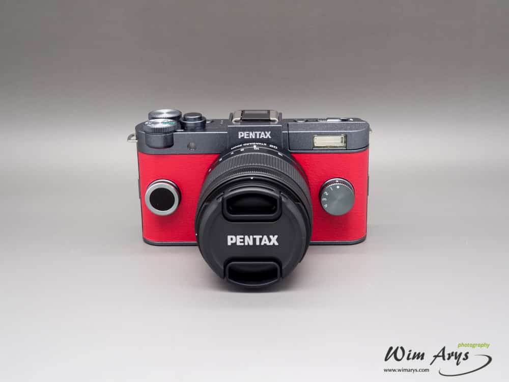 pentax QS1 with 02 Standard Zoom