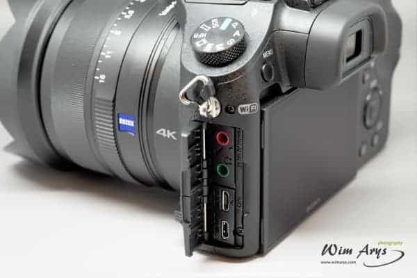 sony rx10 ii setup  tips and tricks