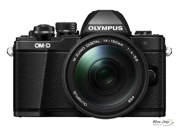 Olympus OM-D E-M10 Mark II review