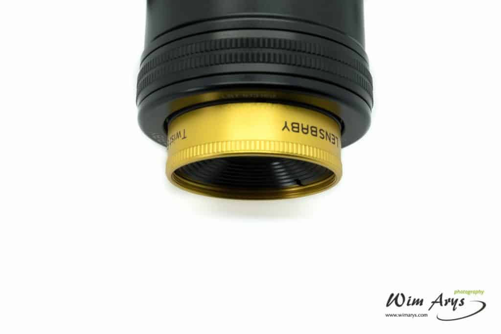 Lensbaby Twist 60 review