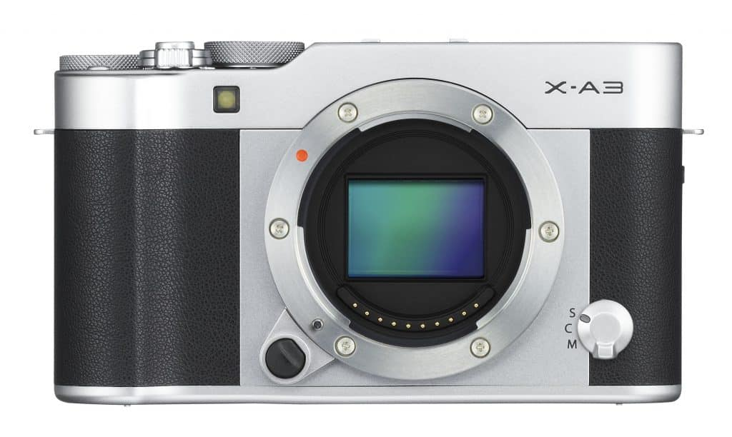 Fuji announces X-A3 Mirrorless Camera, XF 23mm F/2R WR Lens and X-T2
