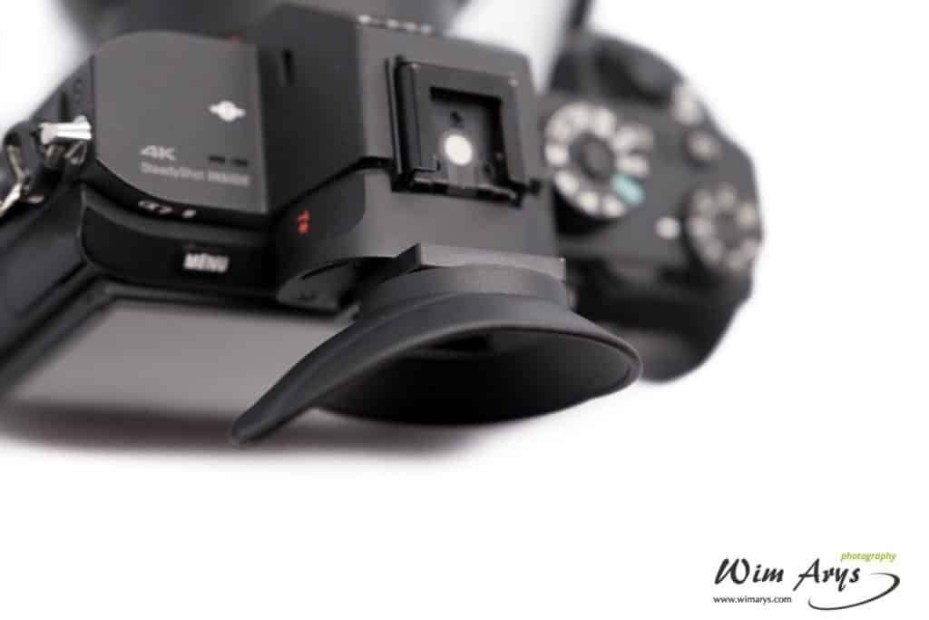 JJC ES-A7 eyecup for Sony A7 series review