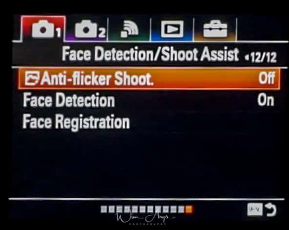 Sony ILCA-99RM2 red camera icon page 12
