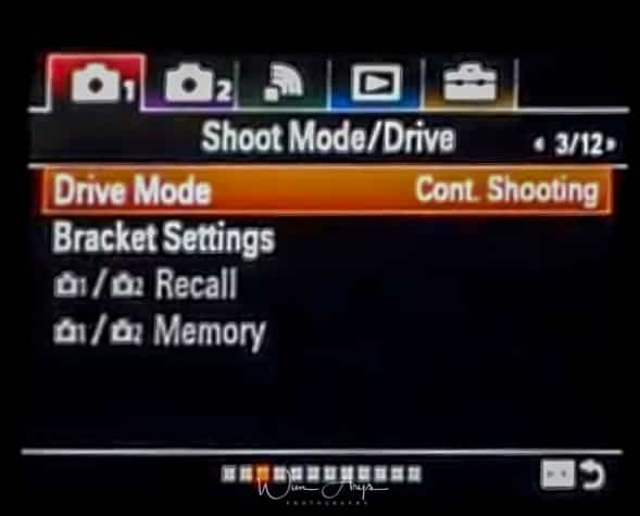 Sony ILCA-99RM2 red camera icon page 3