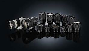 All Lenses for the Sony FE mirrorless system