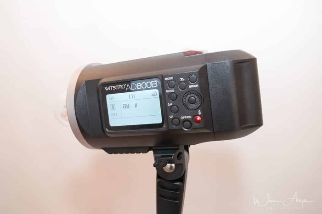 Flashpoint XPLOR 600 Godox AD600 review