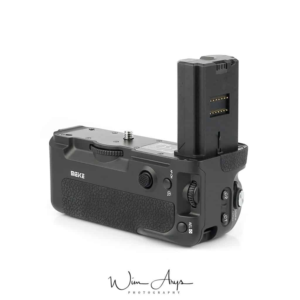Meike MK A9 Pro Battery grip for Sony A9 and A7riii