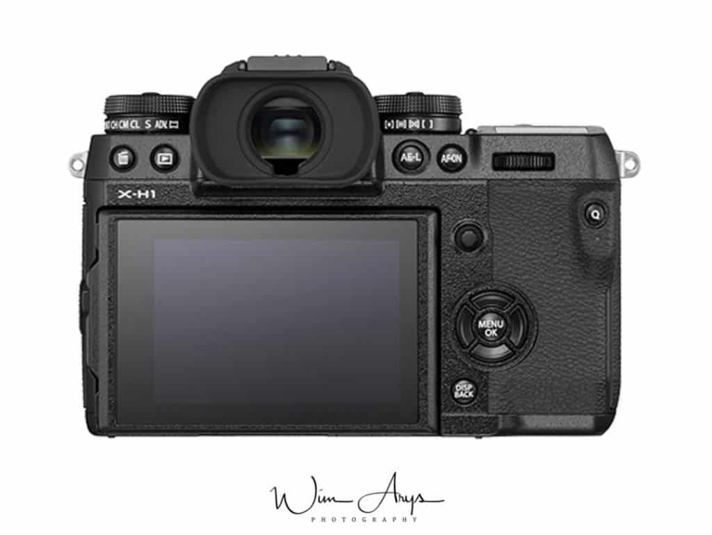 Fujifilm X-H1 advanced manual with tips and tricks