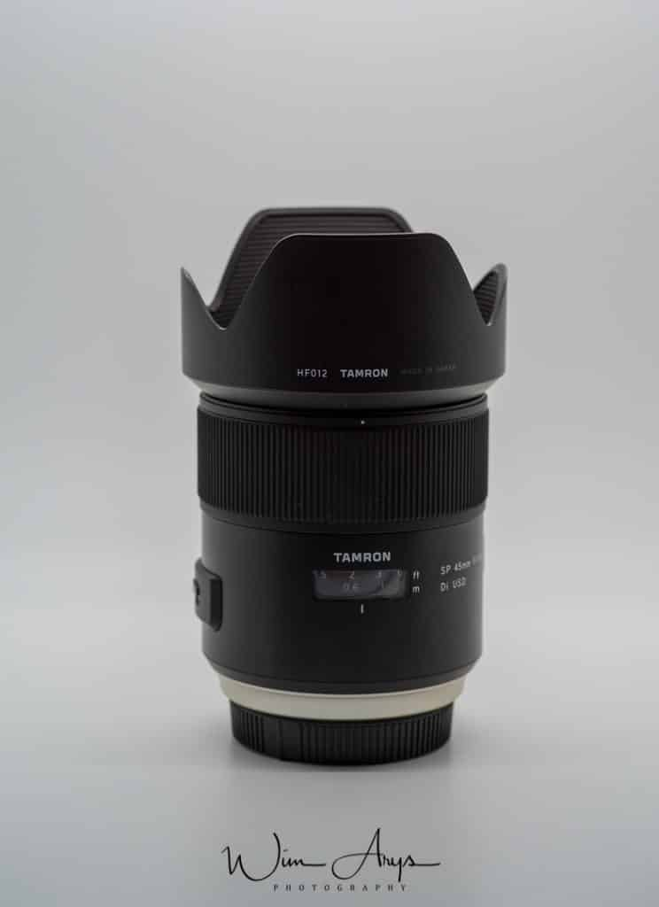 Tamron SP 45mm f/1.8 Sony review