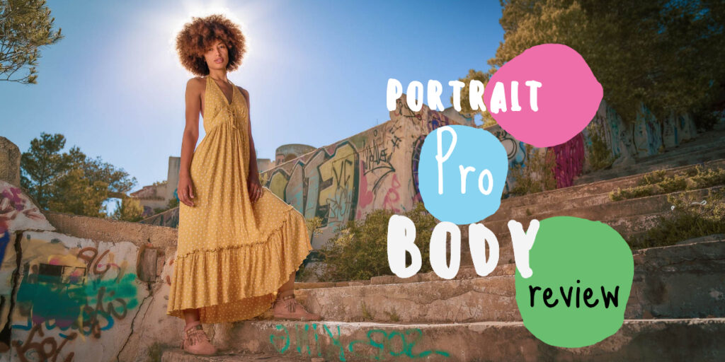 Portrait Pro body 3 review
