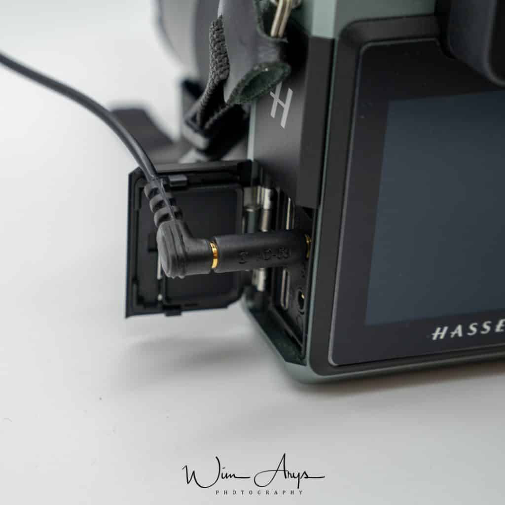 Hasselblad X1D remote trigger