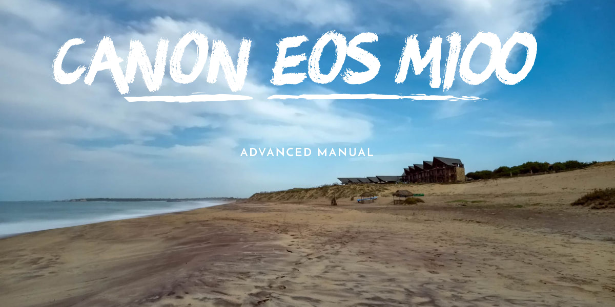 Canon EOS M100 setup guide with tips and tricks