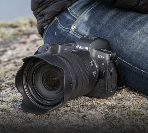 Canon EOS R advanced manual with tips and tricks