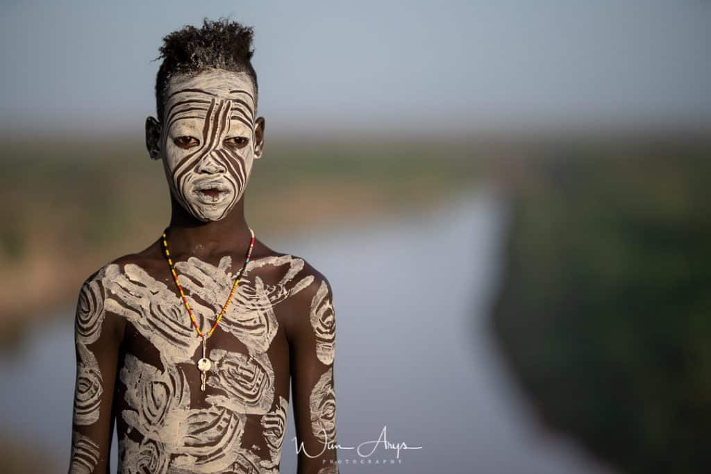 Sony A6400 manual, Ethiopia, omo valley, tribe