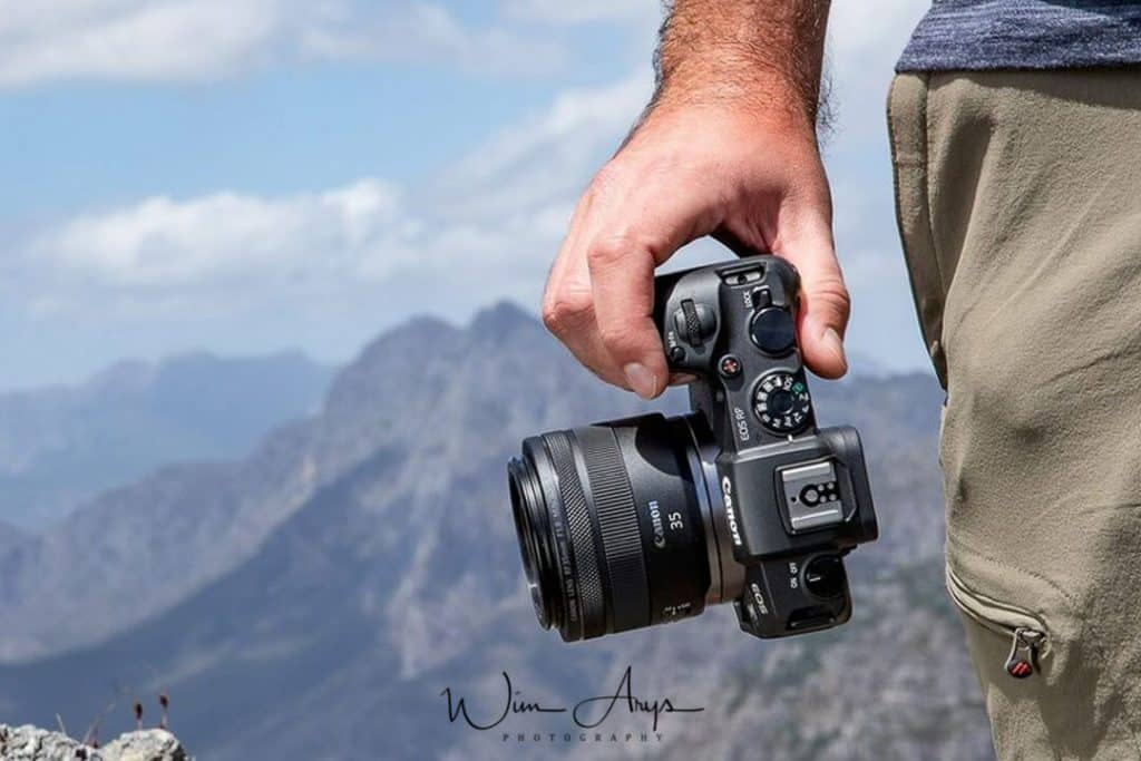 Canon EOS RP Easy manual with tips and tricks