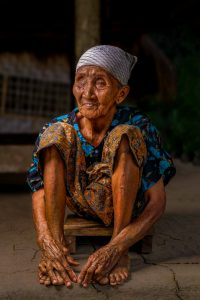 One Eyed soy Farmer, Indonesia