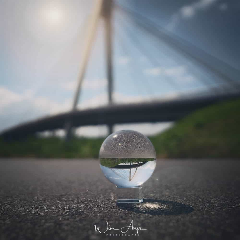 lensball photography tricks