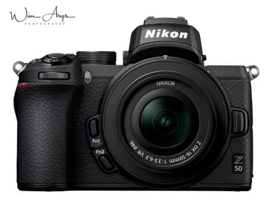 Nikon Z50 setup guide with tips and tricks
