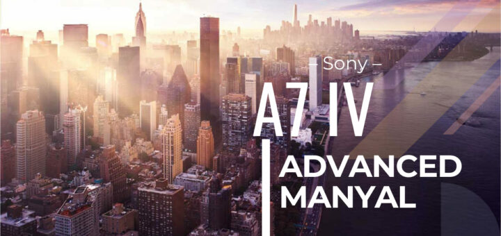 Sony A7M4 banner image